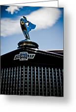 Classic Chevrolet Greeting Card by Phil 'motography' Clark