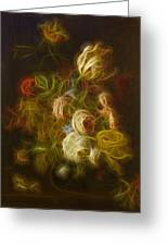 Classica Modern - M01 Greeting Card by Variance Collections