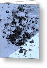 Coldness Greeting Card by David King