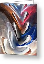 Color Fold Greeting Card by Anastasiya Malakhova