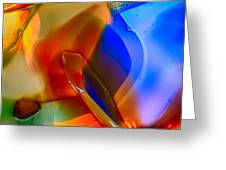 Color Friends Greeting Card by Omaste Witkowski