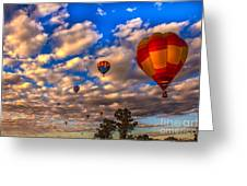 Colorado River Crossing 2012 Greeting Card by Robert Bales