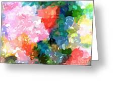 Colorplay Greeting Card by Artwork Studio