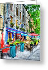 Colors Of Quebec 14 Greeting Card by Mel Steinhauer