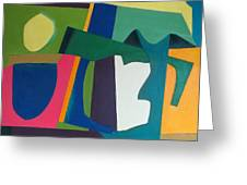 Concert Greeting Card by Diane Fine