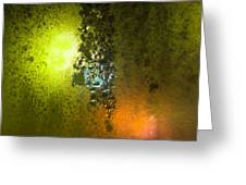 Condensation 08 - Saga - Citrus Greeting Card by Pete Edmunds
