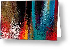 Continuous Conversion. Big Art Greeting Card by Great Big Art