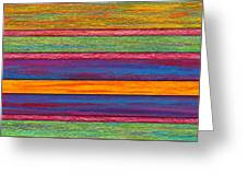 Contrast Greeting Card by David K Small