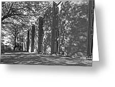 Cornell College Tarr Hall Greeting Card by University Icons