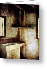 Corner Of Kitchen Greeting Card by RicardMN Photography