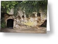 Cornwallis Cave Greeting Card by Teresa Mucha
