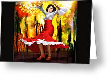 Corporate Art 003			 Greeting Card by Catf