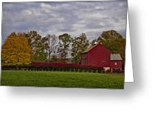 Country Life Greeting Card by Susan Candelario