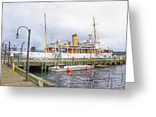 Css Acadia Greeting Card by Betsy C  Knapp