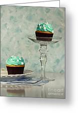 Cupcake Frenzy Greeting Card by Inspired Nature Photography Fine Art Photography
