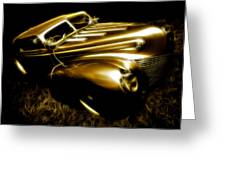 Custom Ford Roadster Greeting Card by Phil 'motography' Clark