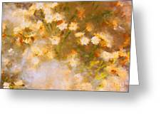 Daisy A Day 21 Greeting Card by Julie Lueders