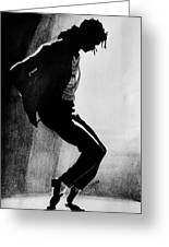 Dance Greeting Card by Jeremy Moore