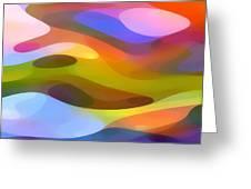 Dappled Light 10 Greeting Card by Amy Vangsgard