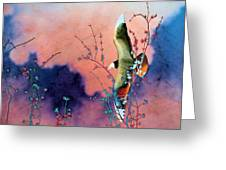 Day Dreaming Greeting Card by Jan Amiss Photography