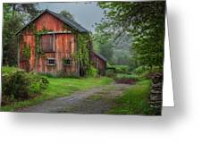 Days Gone By Greeting Card by Bill Wakeley