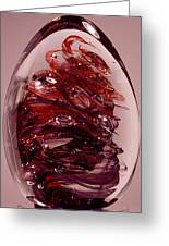 Deep Reds II  Pre1 Greeting Card by David Patterson