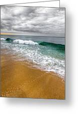 Desaturation Greeting Card by Chad Dutson