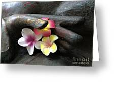 Devotional Greeting Card by Cheryl Young
