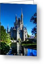 Disney Hdr 002 Greeting Card by Lance Vaughn