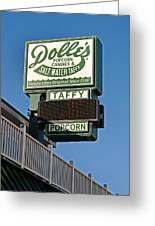 Dolle's Greeting Card by Skip Willits