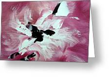 Douceur Greeting Card by Isabelle Vobmann