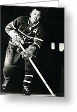 Doug Harvey Poster Greeting Card by Gianfranco Weiss