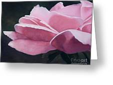 Dow Garden Rose Greeting Card by Vickie Sue Cheek