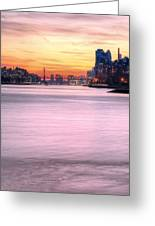 Down River II Greeting Card by JC Findley