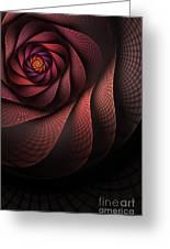Dragonheart Greeting Card by John Edwards