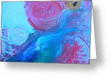 Dream Angel Greeting Card by Jay Kyle Petersen