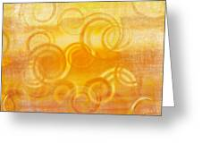 Dreamcicle Greeting Card by Brenda Bryant