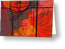 Dreamscape 06 - TANGERINE DREAM Greeting Card by Mimulux patricia no
