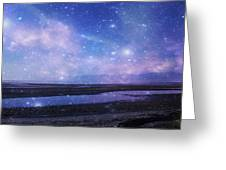 Dreamscape Greeting Card by Marilyn Wilson
