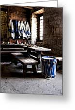 Drum Corps 2 Greeting Card by Peter Chilelli