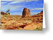 Dsc_3690.jpg Greeting Card by Marty Koch