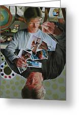 Duplicated Greeting Card by Denny Bond