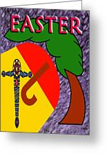 Easter 4 Greeting Card by Patrick J Murphy