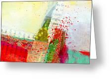 Edge  57 Greeting Card by Jane Davies