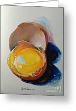 Egg.. Greeting Card by Alessandra Andrisani