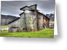 Ei-ei-eio Old Mcdonald Has A Farm Greeting Card by David Simons