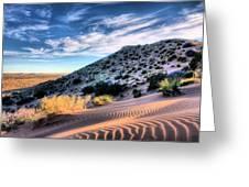 El Paso Blue Greeting Card by JC Findley