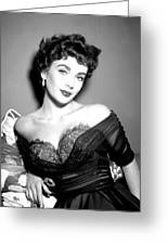 Elizabeth Taylor  Greeting Card by Studio Release