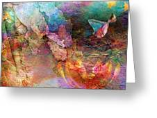 Elusive Dreams Part Two Greeting Card by Photodream Art
