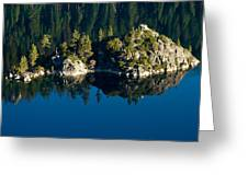 Emerald Isle Greeting Card by Bill Gallagher